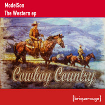 [BR156] : ModelSon - The Western ep cover art