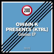 Colonius EP cover art