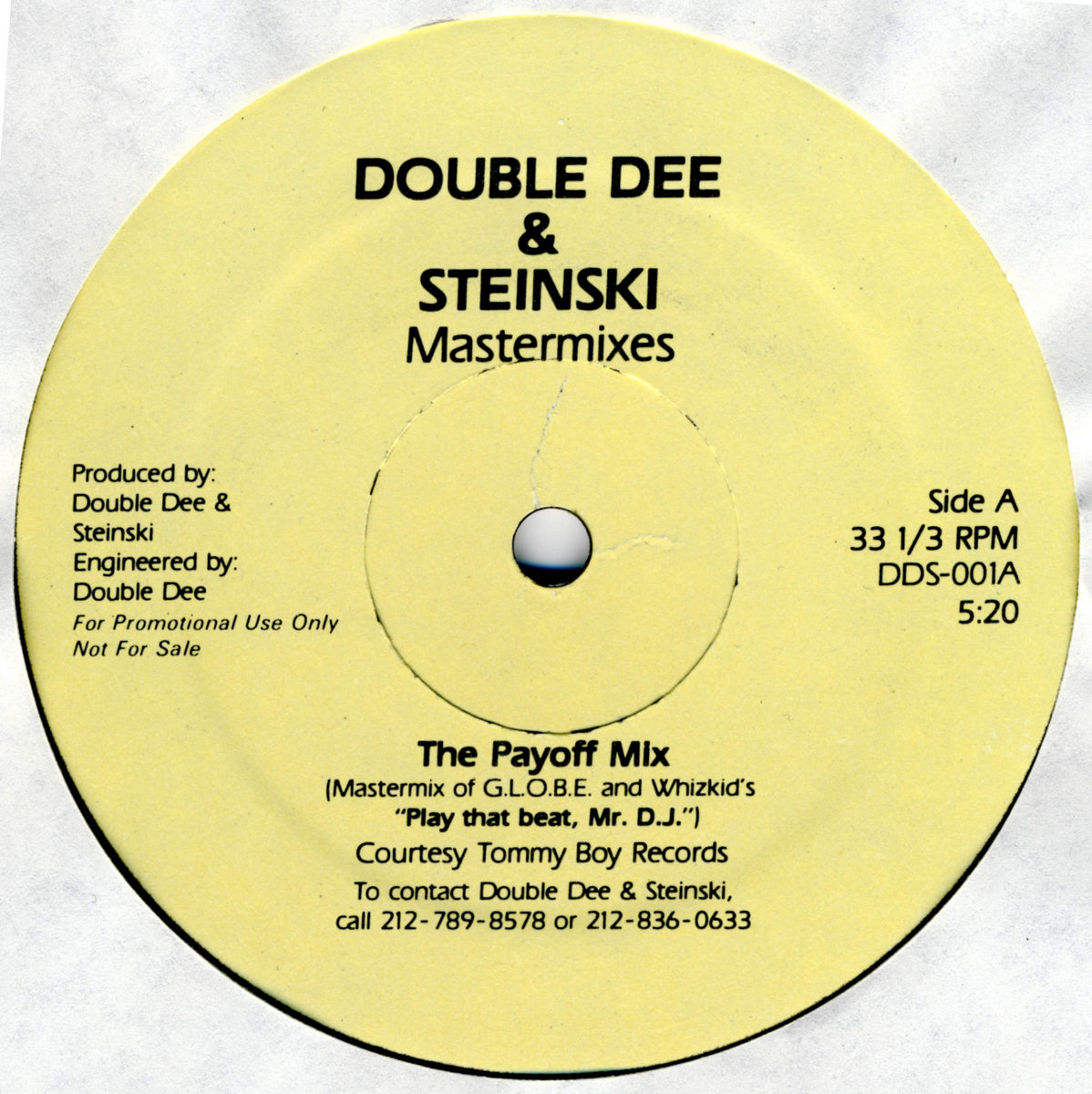 double dee and steinski