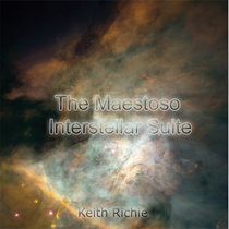 The Maestoso Interstellar Suite cover art