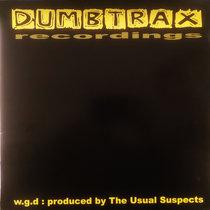 [BR025] - W.G.D. (Weeks/Ghenacia/Duriez) - Dumbtraxx EP [2020 Remastered] cover art