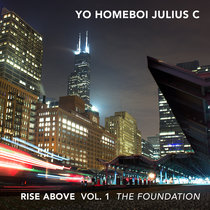 Rise Above, Vol. 1: The Foundation cover art