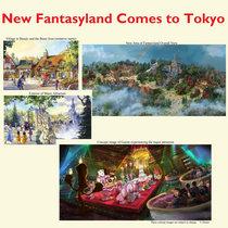 Tokyo Disney Seas Switcheroo cover art