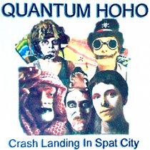 Crash Landing In Spat City - Album cover art