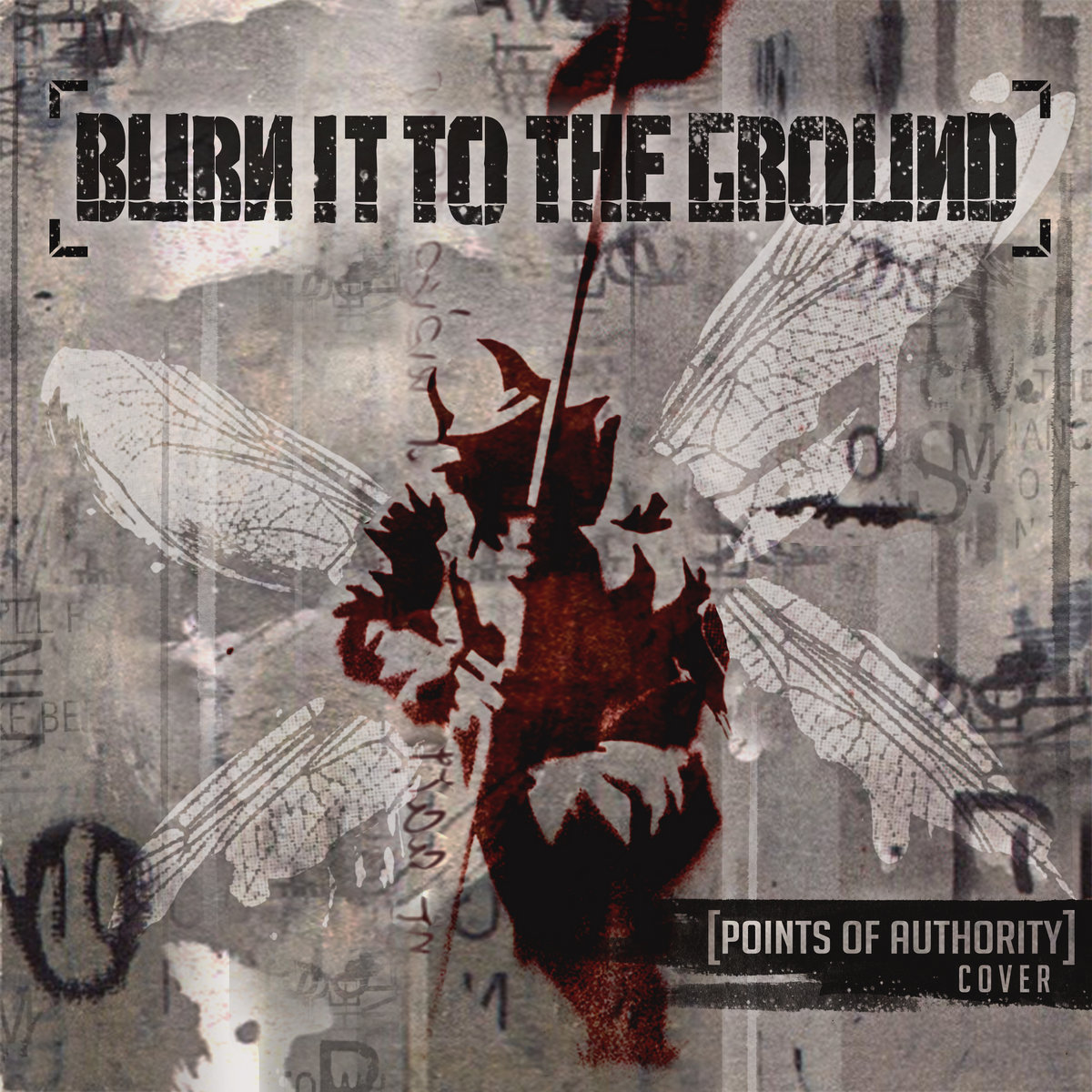 Points Of Authority Linkin Park Cover Burn It To The Ground