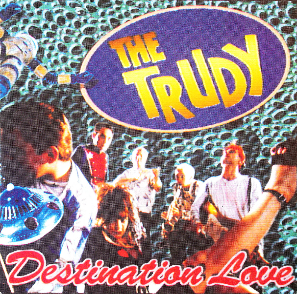 Destination Love by The Trudy