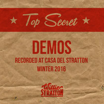 Top Secret Demos Winter 2016 cover art