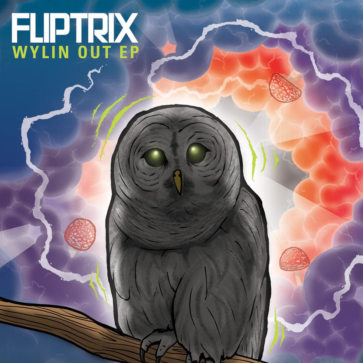 Resultado de imagen para Fliptrix - Wylin Out EP