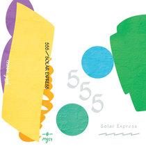 Solar Express cover art