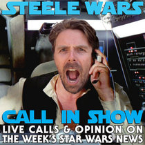 Call in Show Ep 1 : Dominic Jones - 3D Blu-ray controversy, the Rogue One crawl & much more BONUS SECTION cover art