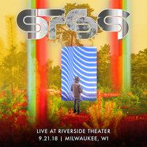 2018.09.21 :: Riverside Theater :: Milwaukee, WI cover art