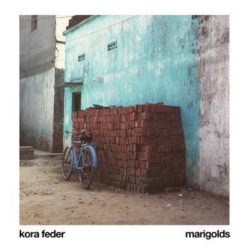 Marigolds by Kora Feder