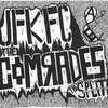 The Comrades and J.F.K.F.C: The Split Cover Art