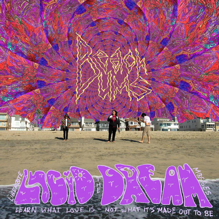 LUCID DREAM cover art