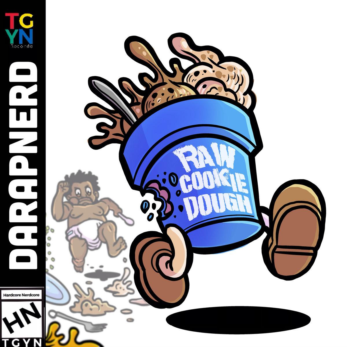 Review: Da Rap Nerd – Raw Cookie Dough
