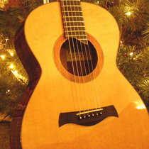 A Fingerstyle Christmas cover art