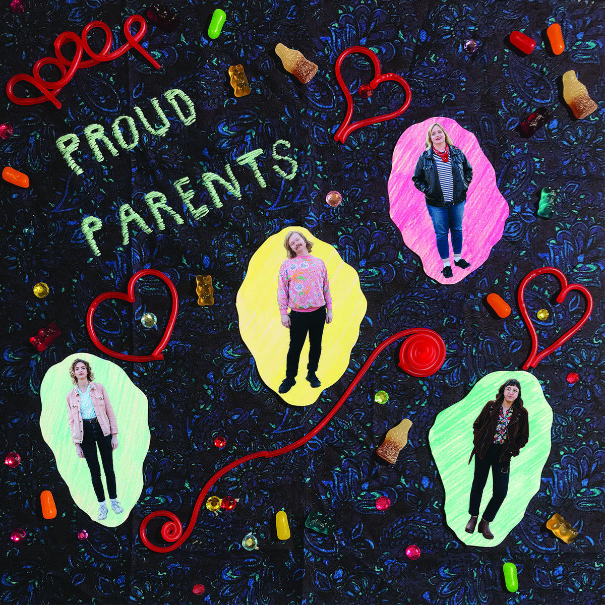 Image result for proud parents album