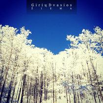 Giriu Dvasios - Ziema cover art