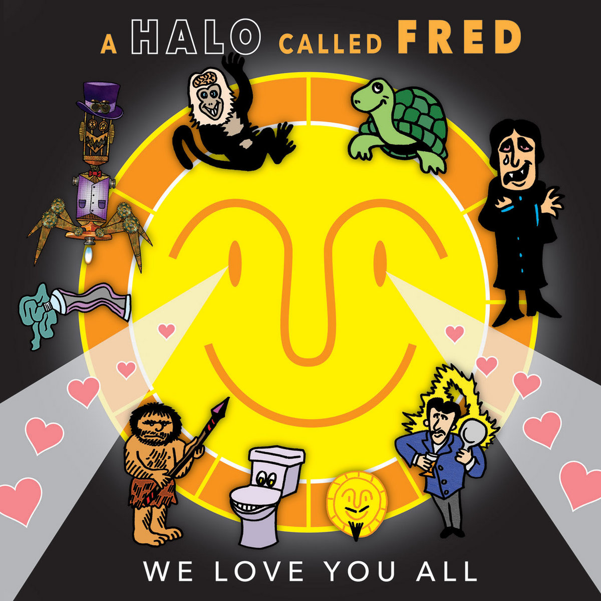 We Love You All | A Halo Called Fred