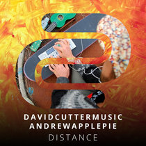 Distance (feat. Andrew Applepie) cover art