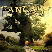 Once Upon a Fantasy cover art