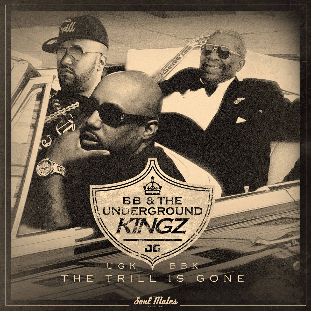 B B  & The Underground Kingz - Make Love To My Car | Amerigo