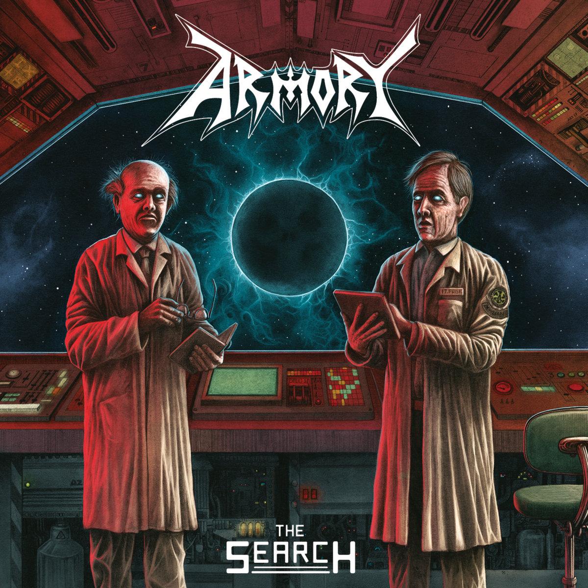 Resultado de imagem para Armory - The Search