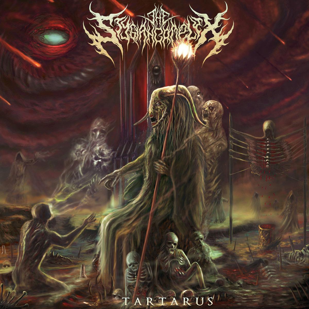 The Stygian Complex - Tartarus [EP] (2020)