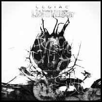 Legiac live @ Fluister 09oct2016 cover art