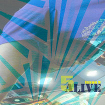 FIVEaLIVE - Issue 3 cover art