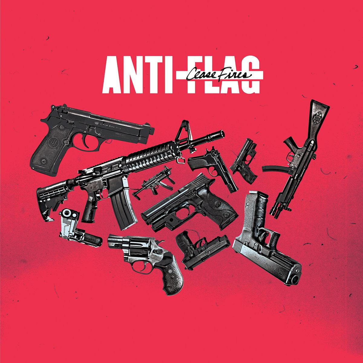 Cease & Desist Letter Template | Cease Fires Anti Flag
