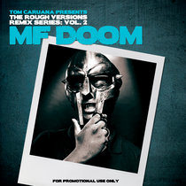 Rough Versions Vol. 2 MF DOOM cover art