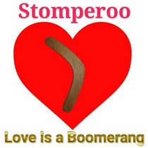 Love Is A Boomerang cover art