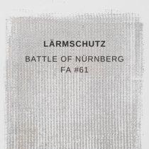Battle of Nürnberg [FA#61] cover art