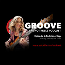 Groove – Episode #62: Ariane Cap cover art