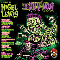 "A Tribute to Nigel Lewis ""The Guv'nor"" cover art"