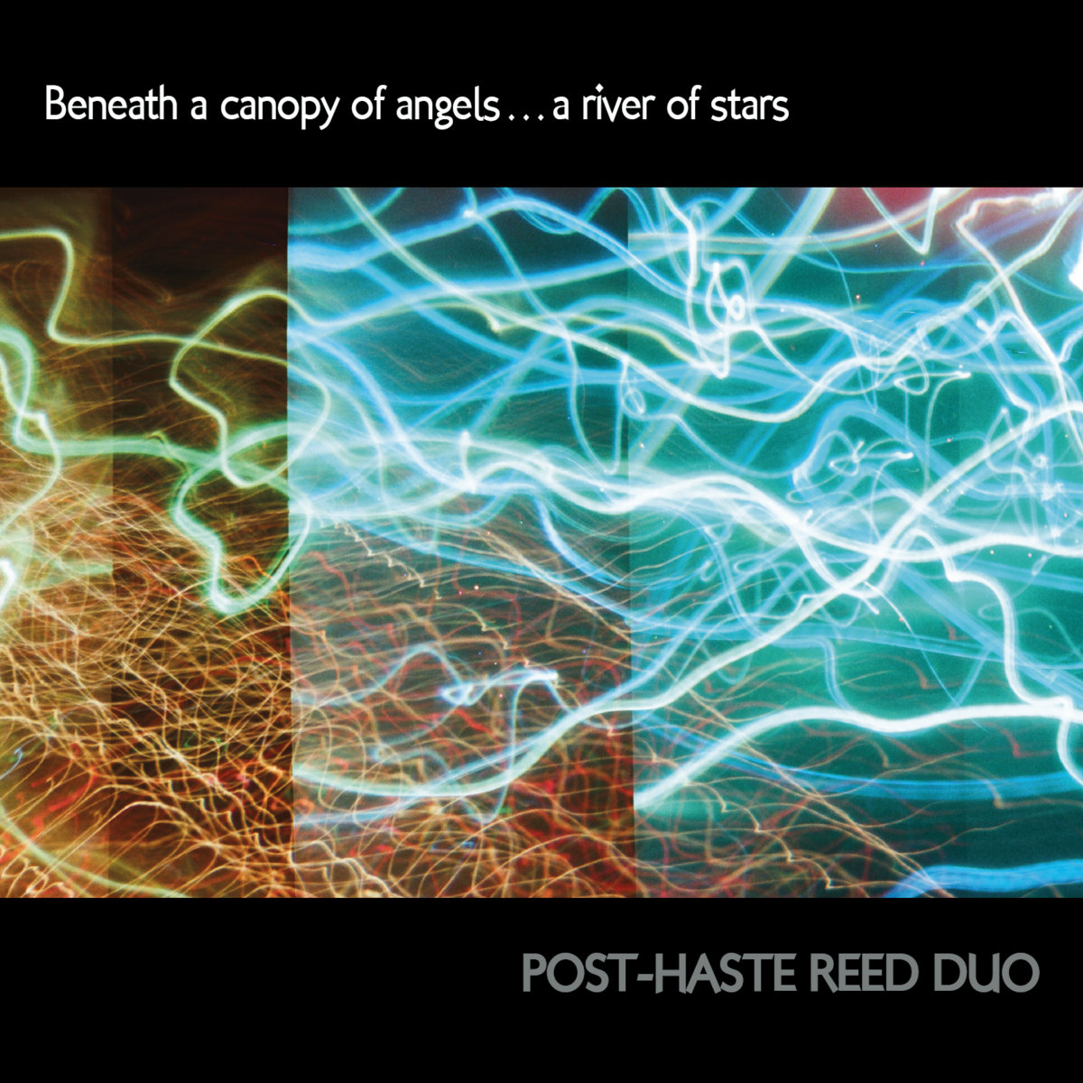 by Post-Haste Reed Duo  sc 1 st  Post-Haste Reed Duo - Bandc& & Beneath a canopy of angelsu2026a river of stars | Post-Haste Reed Duo