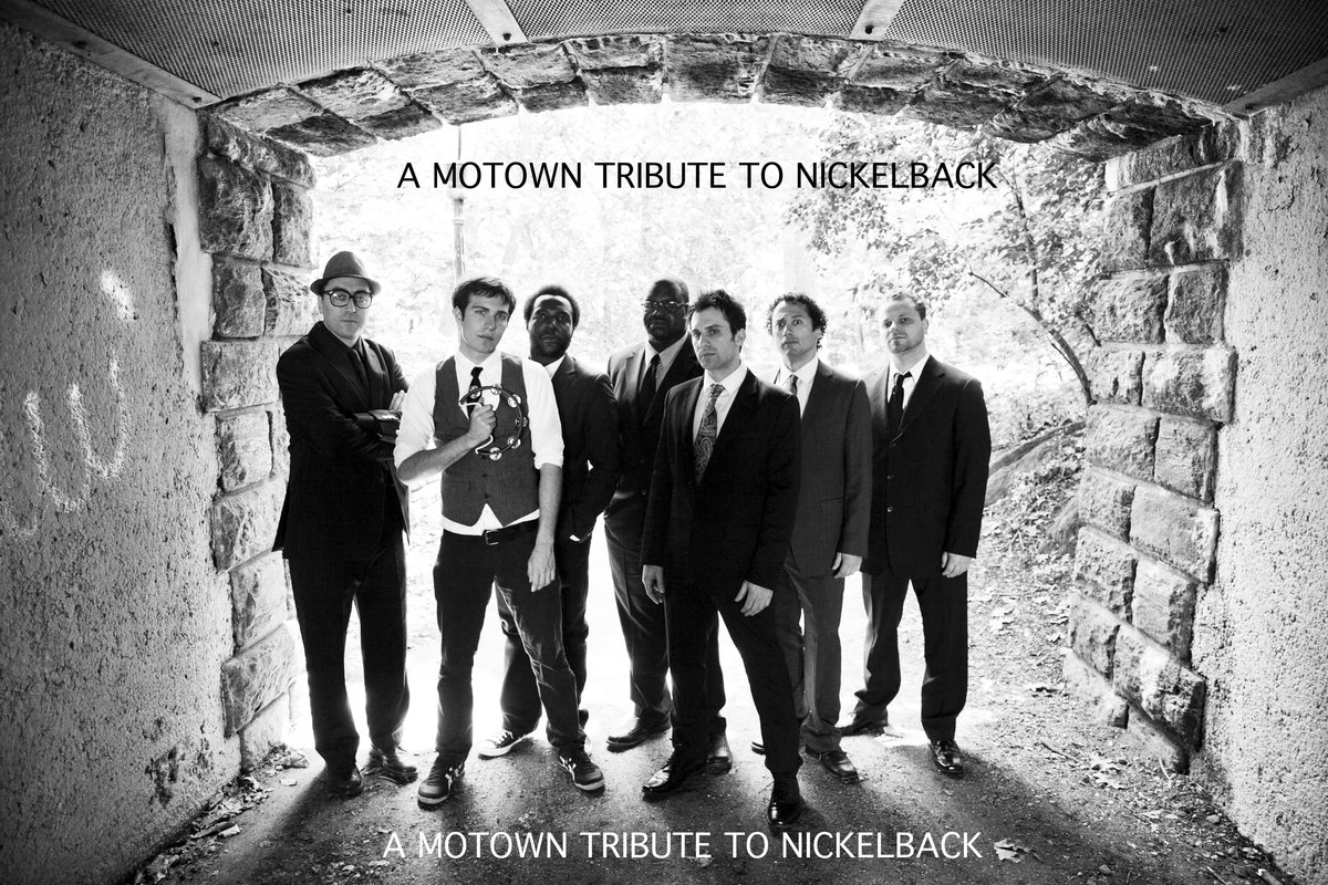 A Motown Tribute To Nickelback Scott Bradlee