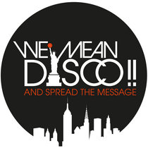 TOM MOULTON vs ROBERT OWENS - its never to late to make a difference (WeMeanDisco!! Rework) cover art