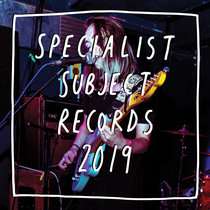 Specialist Subject Records 2019 cover art