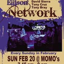 Ulrich Ellison Network live @ MOMO's cover art
