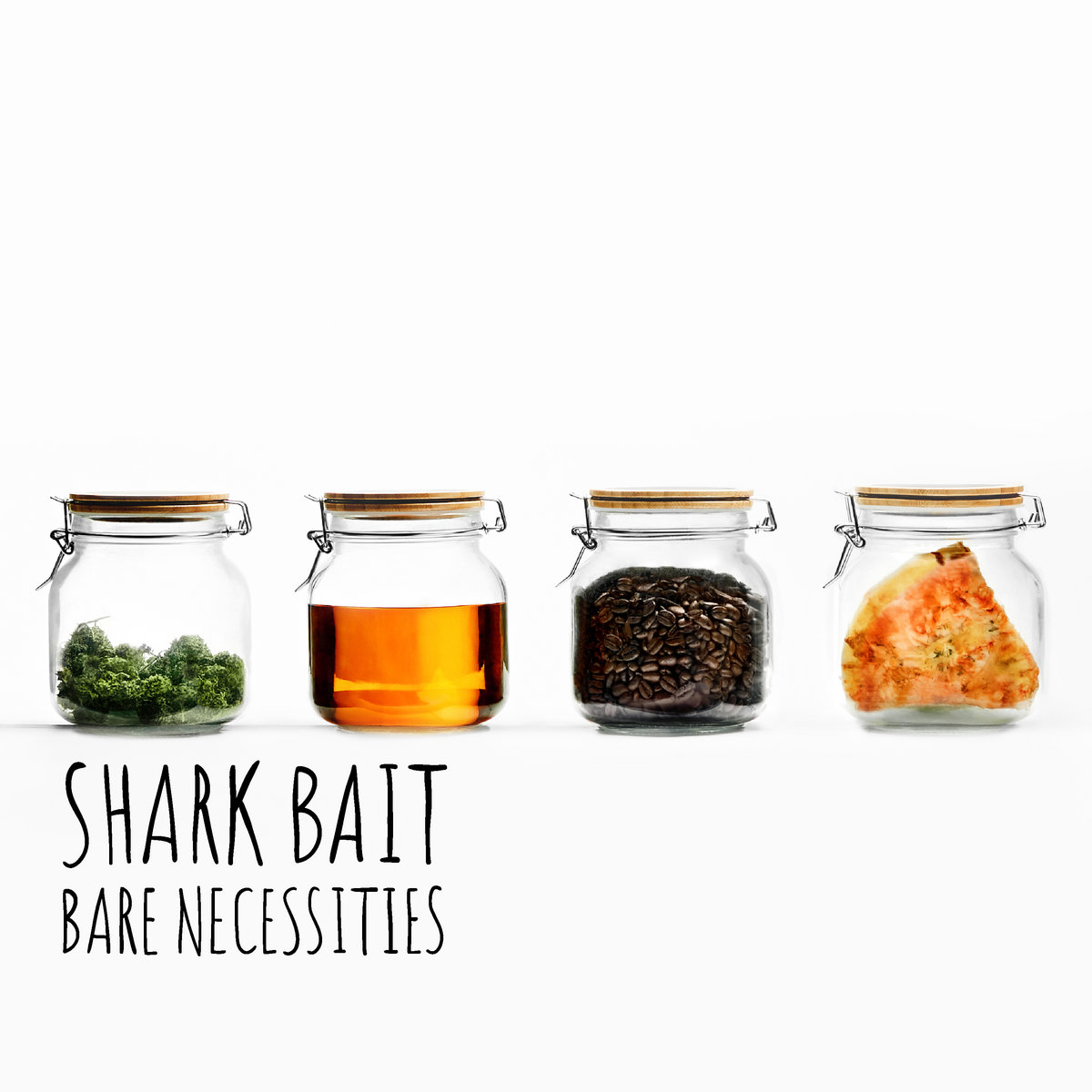 Shark Bait - Bare Necessities [EP] (2018)