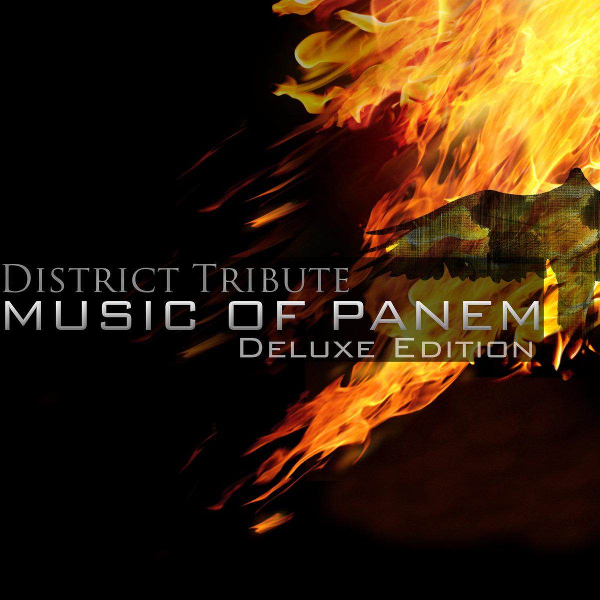 music of panem deluxe edition sam cushion