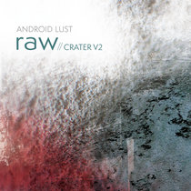Raw // Crater V2 cover art