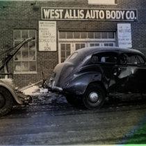 West Allis Auto Body Co. cover art