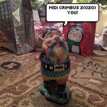 Midi Crimbus 2(020) You! cover art