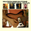 Multicolored Buttons: The Best of EL-TiN FUN Cover Art
