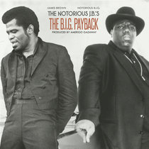 The Notorious J.B.'s: The B.I.G. Payback [Instrumentals] cover art