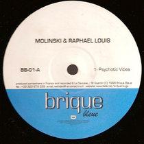 Molinski & Raphaël Louis - Psychotic Vibes [2020 Remastered Version] cover art