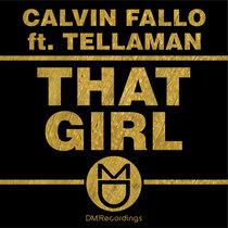 That Girl (Feat Tellaman) cover art